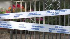 Cavan crime scene