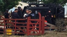 UPDATE: Armed stand-off in Sussex goes into second day