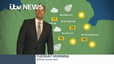 ITV News Central Weather