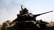 US warn Turkey over 'unacceptable' clashes in Syria