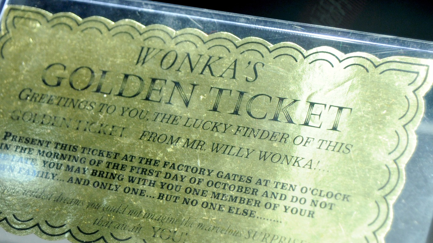Carrey if there s a heaven wilder has a golden ticket itv news