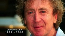 Tributes to Bristol Old Vic Theatre School alumnus Gene Wilder