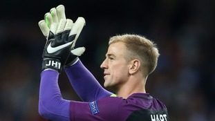 Man City goalkeeper Joe Hart 'one step closer to club move'