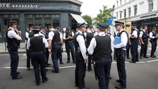 Five stabbed and 450 arrested at Notting Hill Carnival