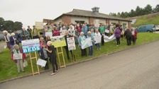 Health bosses hold public meetings following protests