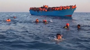 More than 6,000 migrants rescued in single day