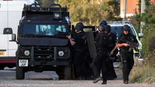 UPDATE: Armed siege in Pagham ends peacefully and safely