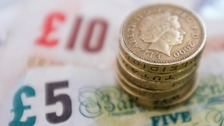 Average earnings rise six per cent in North East