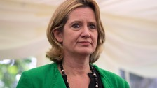 Home Secretary in France for border check talks