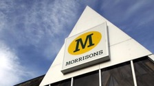 The incident happened at Morrison's store in Penrith
