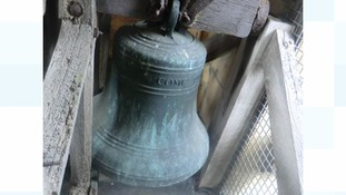 Three bells stolen from Cotswolds church