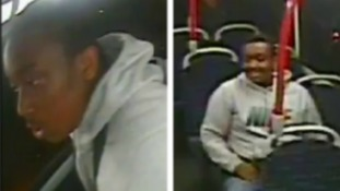 Bus passenger stabbed during phone robbery