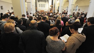 Special church service for Cardiff hit-and-run victims