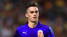 Tom Lawrence will spend the season on loan at Ipswich Town.