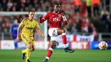 Jonathan Kodjia leaves Bristol City in record sale
