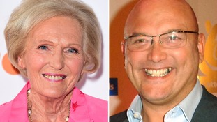 Mary Berry and Gregg Wallace have had a spat over deep-fat fryers