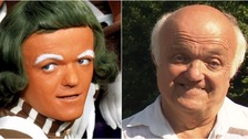 Rusty Goffe played one of the Oompa Loompas.