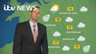 West Midlands Weather: Dry overnight