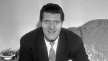 Rare Tommy Cooper interview from 1981 unearthed
