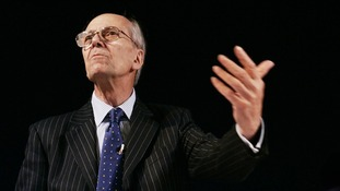 Lord Norman Tebbit, the former chairman of the Conservative Party