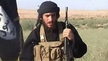 IS spokesman Abu Muhammad Al-Adnani reportedly killed in Aleppo