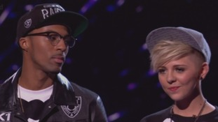The moment MK1 found out their X Factor journey was over