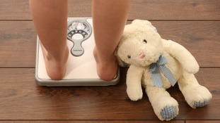 Children as young as three 'worry about being fat or ugly'