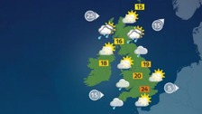 Weather: August ends on a high for most