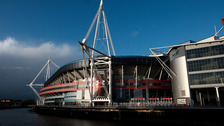 Official launch for Champions League final in Cardiff