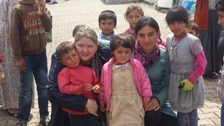 British mother sells jewellery to free Yazidi girls held by IS