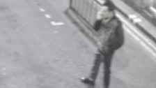 CCTV released after woman raped in park