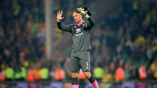 Could John Ruddy be waving goodbye to Norwich City?