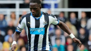 Moussa Sissoko could be on his way out of St James's Park today