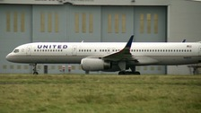Sixteen hospitalised after emergency landing