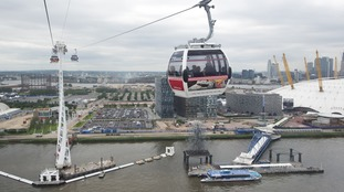 Plan to serve champagne to Thames cable car passengers