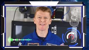 Astronaut Tim Peake to light up Blackpool Illuminations