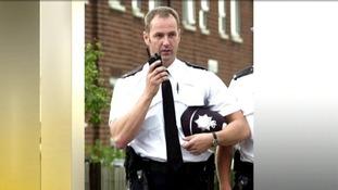 Former Leicester police officer Paul Fyfe