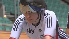 Ready for Rio: Para-cyclist Megan Giglia