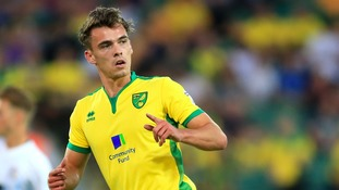 Harry Toffolo will play the first half of the season at Scunthorpe United.