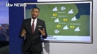 East Midlands Weather: Light rain possible