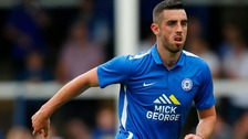 Joe Gormley has made a loan switch to St Johnstone.