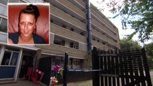Investigation after mum found dead near tower block