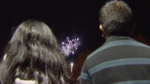 Midlands faulty firework warning