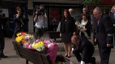Polish ambassador and Harlow MP pay respects after 'hate crime' murder investigation