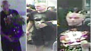 Transport police trace trio over Scunthorpe hate crime