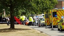 Woman and boy police chase deaths investigated by IPCC