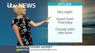 Weather with Kerrie - Into Thursday
