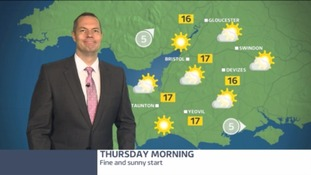 West weather - how is September starting off?