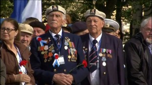 WWII sailors who delivered supplies to Soviet Union allies remembered