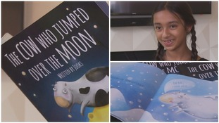 Young author Jooks published this charming book at the age of eight!
